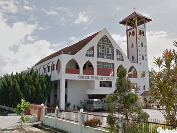 ayer tawar chinese methodist church